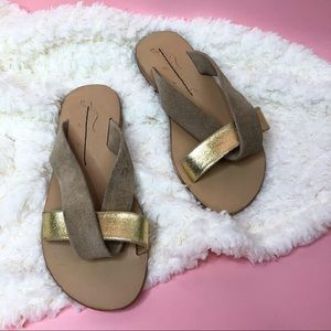 NEW Free People sandals size 36